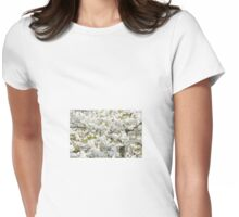 Bloomin' Lovely Womens Fitted T-Shirt