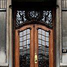 Doors 01 by Ronald Eller