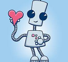 Ned's Heart by DoodleDojo