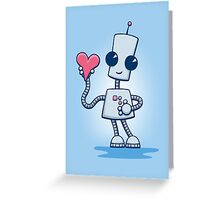 Ned's Heart Greeting Card