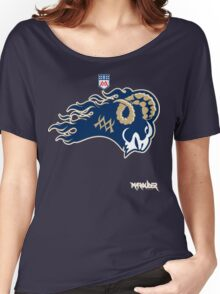 Rams of the underworld football Women's Relaxed Fit T-Shirt