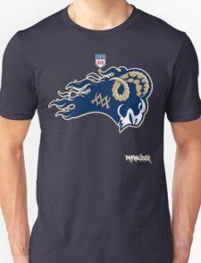 Rams of the underworld football T-Shirt