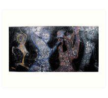 Intergalactic Art Print