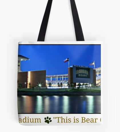 This is Bear Country Tote Bag