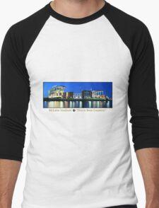 This is Bear Country Men's Baseball ¾ T-Shirt
