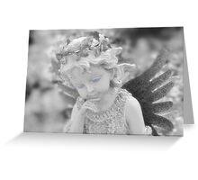 G-ma's Garden Fairy Greeting Card