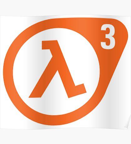 Half-Life 3 Confirmed Poster