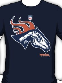 Denver Football's horse:  Pestilence T-Shirt