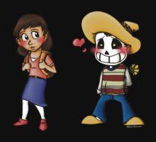 Skull Love by PhonsoO