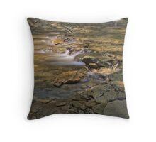 Clifty Creek #4 Throw Pillow