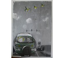 Travellers Photographic Print