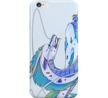 Paper dragons iPhone Case/Skin