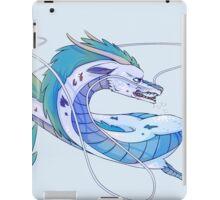 Paper dragons iPad Case/Skin
