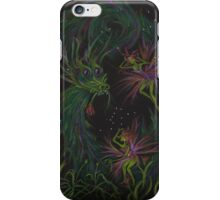 and all this time we thought it was the deer... iPhone Case/Skin