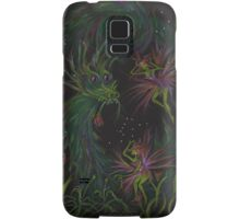 and all this time we thought it was the deer... Samsung Galaxy Case/Skin