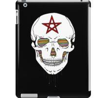 Trippy Skull iPad Case/Skin