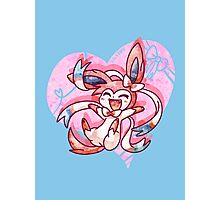 Sylveon Photographic Print