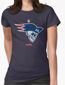 New England Rioteers Womens Fitted T-Shirt