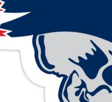 New England Rioteers Sticker