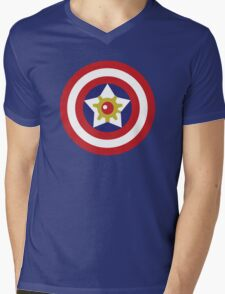 Captain Staryu Mens V-Neck T-Shirt