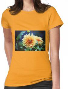 Dahlia Beauty Womens Fitted T-Shirt