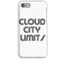 CLOUD CITY LIMITS iPhone Case/Skin
