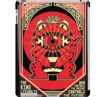 King Lizard! iPad Case/Skin
