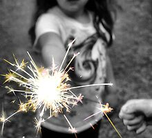 Sparkler by Amy E. McCormick