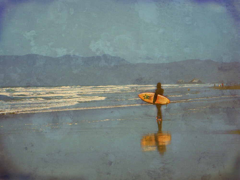 Surfer by Tama Blough