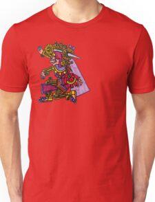 Aztec Warrior Unisex T-Shirt