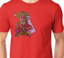 Aztec Warrior Unisex T-Shirt