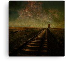 A Long Way Home Canvas Print
