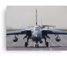 RAF Tornado GR-4 head-on Canvas Print