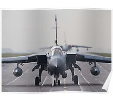 RAF Tornado GR-4 head-on Poster