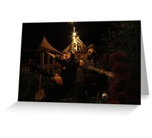 The crow quill night owls Greeting Card