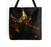The crow quill night owls Tote Bag