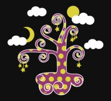 MOON TREE by ativka