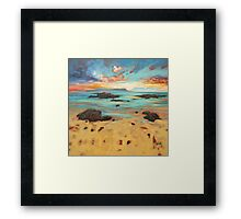 Arisaig Shore Framed Print