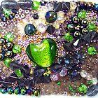 Bead Mosaic by Erica Long