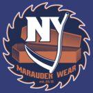 Deadly NY Hockey by Summo13