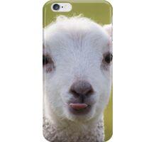 Cheeky Lamb iPhone Case/Skin