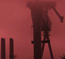 Industrial Beauty by Philip Bateman