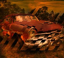 Wreck by Matt Mawson