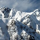 Hakuba Extreme Zone by Robert Mullner