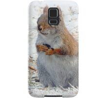 Caught in the act Samsung Galaxy Case/Skin