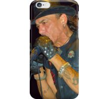 Stephen Pearcy from RATT Color iPhone Case/Skin