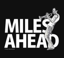 Miles Ahead by Max Alessandrini