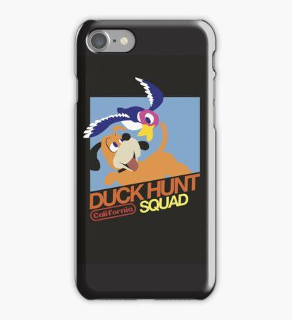 Super Smash Bros Duck Hunt iPhone Case/Skin