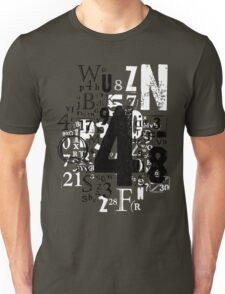 Type T Unisex T-Shirt