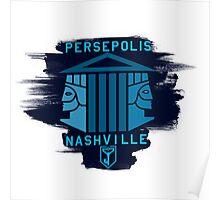 Persepolis Nashville - RES Version Poster